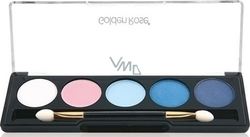 Golden Rose Professional Palette Eyeshadow 101 Blue Line