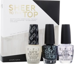 OPI Sheer To The Top