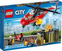Lego Fire Response Unit 60108