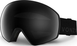 Von Zipper Jetpack Snow Goggle Black Satin/Blackout