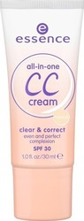 Essence All-in-one CC Cream Clear & Correct 30ml