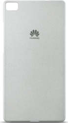 Huawei Protective Case Light Grey (Ascend P8)