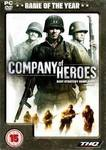 Company of Heroes (Game of the Year) PC