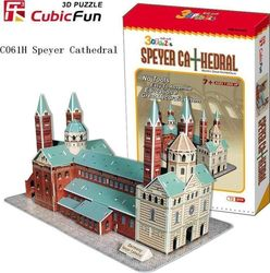 Speyer Cathedral 72pcs (C061H) Cubic Fun