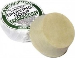 Dr K Soap Company Shaving Soap Peppermint 70gr