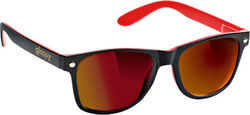 Glassy Sunhaters Leonard Red Black/Red Mirror