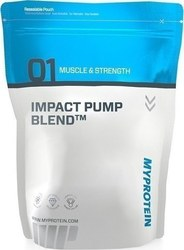 Myprotein Impact Pump Blend 500gr Blue Raspberry