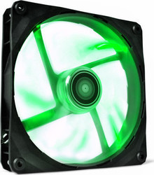 NZXT FZ 120mm LED Green