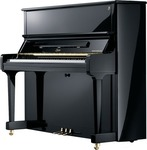 Steinway Boston Upright Pianos UP-126E PE