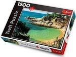 The Mysterious Bay 1500pcs (26091) Trefl