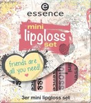 Essence Mini Lipgloss Set 07 You & Me = BFF