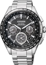 Citizen Eco Drive Attesa Satellite Wave World CC9015-54E