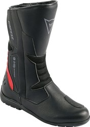 Dainese Lady Tempest Boots D-WP Black/Red