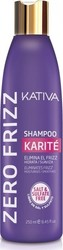 Kativa Zero Frizz 250ml
