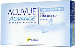 Acuvue Advance For Astigmatism Δεκαπενθήμεροι 6pack
