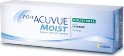 Acuvue 1-Day Moist Multifocal 30pack
