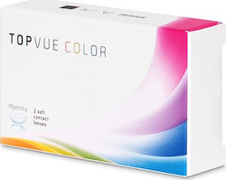 TopVue Color Μηνιαίοι 2pack