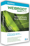 Webroot Secure Anywhere Antivirus 2016 (1 Licence , 1 Year) Key