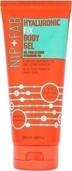 Nip+Fab Hyaluronic Fix Body Gel 200ml