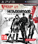 Metal Gear Solid 4 Guns of the Patriots (25th Anniversary Edition) PS3