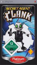 Secret Agent Clank (Platinum) PSP