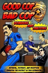 Overworld Games Good Cop Bad Cop: Bombers Traitors Expansion
