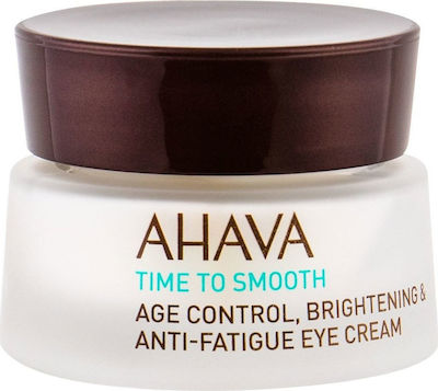 Ahava Time to Smooth Age Control Eye Cream 15ml