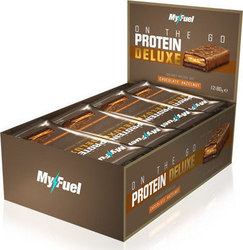 My Fuel Protein Deluxe Bar 80gr Milk Chocolate