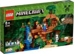 Lego The Jungle Tree House 21125