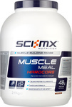 Sci-MX Muscle Meal Hardcore 2170gr Φράουλα