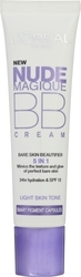 L'Oreal Nude Magique BB Cream Light 30ml