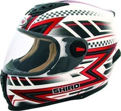 Shiro SH-821 Action Red