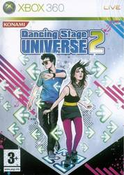 Dancing Stage Universe 2 XBOX 360
