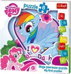 Baby Fun: My Little Pony 8pcs (36118) Trefl