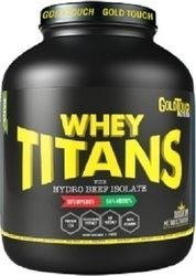 Gold Touch Whey Titans Beef 78% 2000gr Milk Chocolate