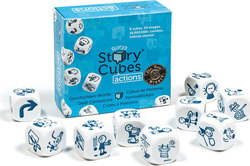 Rory΄s Story Cubes Actions