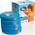 Cure Tape Blue 1cm x 5m 5τμχ - Μπλε