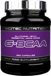 Scitec Nutrition G-BCAA 250 κάψουλες