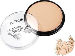 Astor Mattitude Anti Shine Powder Shine Control Supermatte Mattifying Powder 004 Sand 14gr