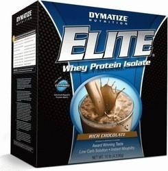Dymatize Elite Whey Protein Isolate 4540gr Σοκολάτα