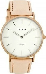 Oozoo Vintage Powder Pink - White C7737