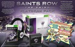 Saints Row The Third (Platinum Pack) XBOX 360