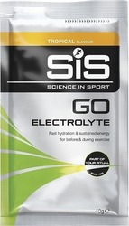 Science In Sport Go Electrolyte Tropical 40gr Sachet