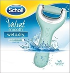 Dr. Scholl's Velvet Smooth Wet & Dry Rechargable