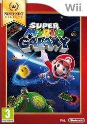 Super Mario Galaxy (Selects) Wii