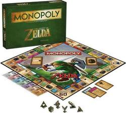 Winning Moves Monopoly: The Legend of Zelda