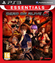 Dead or Alive 5 (Essentials) PS3