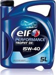 Elf Performance Trophy DX 15W-40 5lt