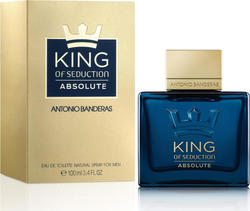Antonio Banderas King Seduction Absolute Eau de Toilette 100ml