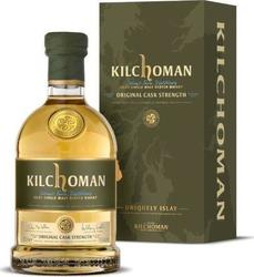 Kilchoman Original Cask Strength 5 Years Old Ουίσκι 700ml